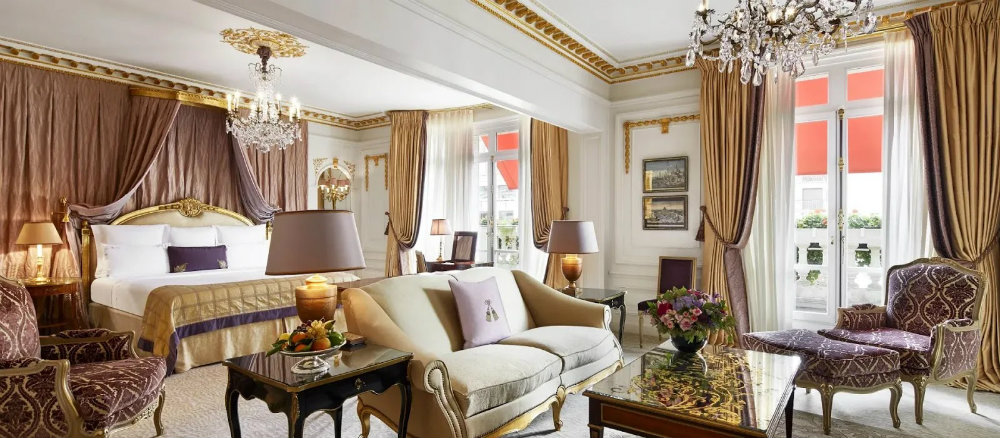 Best Luxury Suites in Paris