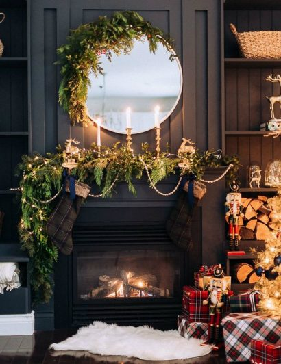 Christmas Decoration Ideas For An Elegant Season 02 christmas decoration ideas Christmas Decoration Ideas For An Elegant Season Christmas Decoration Ideas For An Elegant Season 02 410x532