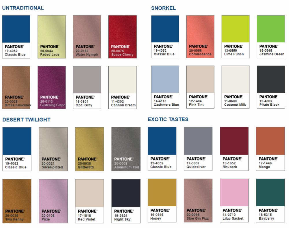 The Pantone Color of the Year 2020 Has Been Annouced! 06 the pantone color of the year 2020 The Pantone Color of the Year 2020 Has Been Annouced! The Pantone Color of the Year 2020 Has Been Annouced 06