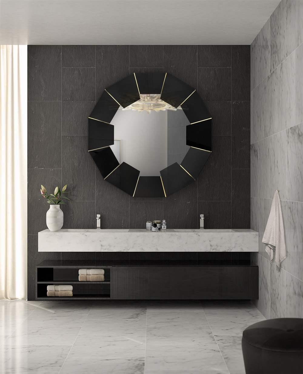 Bathroom Trends: 6 Ingenious Design Ideas to Create a Stylish Interior