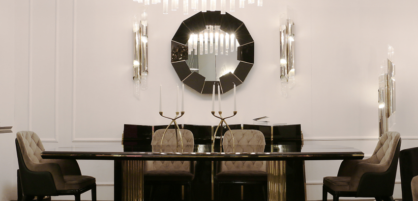 Home Decoration Ideas: 10 Ostentatious Mirrors for a Unique Aesthetic