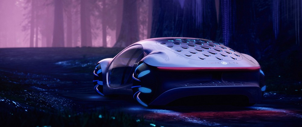Mercedes-Benz Introduces New Concept Car Inspired by the Avatar Film 1 mercedes-benz Mercedes-Benz Introduces New Concept Car Inspired by the Avatar Film Mercedes Benz Introduces New Concept Car Inspired by the Avatar Film 1