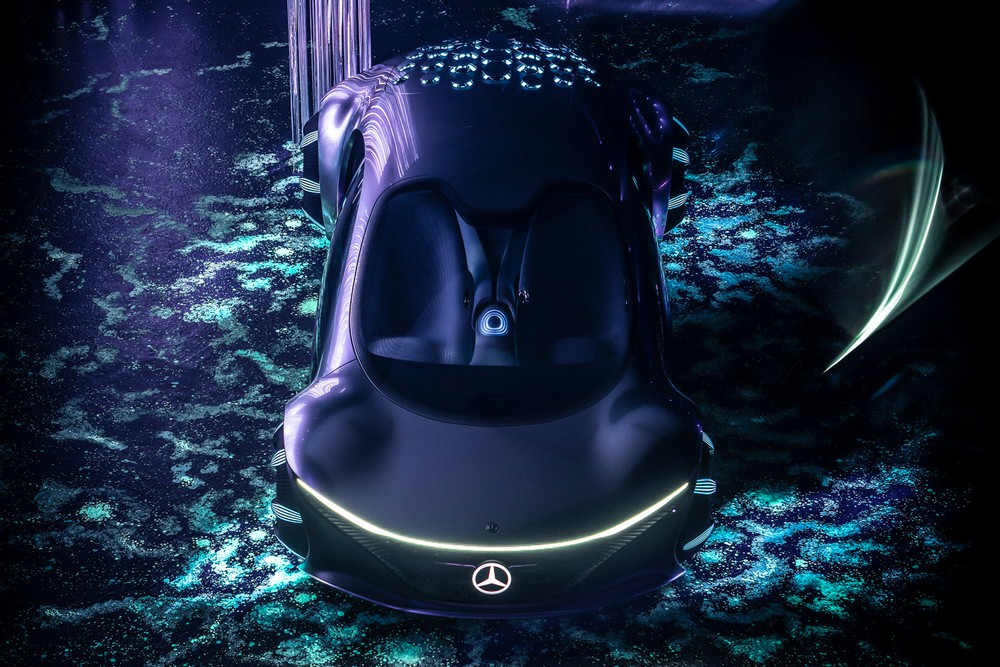 Mercedes-Benz Introduces New Concept Car Inspired by the Avatar Film 6 mercedes-benz Mercedes-Benz Introduces New Concept Car Inspired by the Avatar Film Mercedes Benz Introduces New Concept Car Inspired by the Avatar Film 6