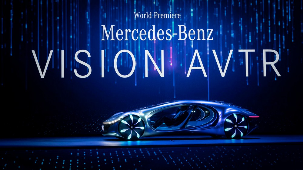mercedes-benz Mercedes-Benz Introduces New Concept Car Inspired by the Avatar Film Mercedes Benz Introduces New Concept Car Inspired by the Avatar Film 7
