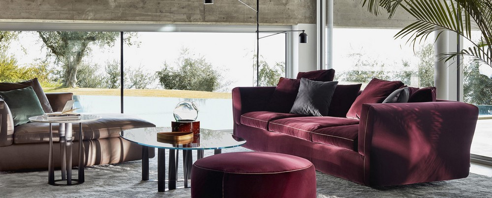 Modern Sofas 9 New Design Products for a Striking Home Decor 1 modern sofas Modern Sofas: 10 Statement Upholsteries for a Striking Home Decor Modern Sofas 9 New Design Products for a Striking Home Decor 1