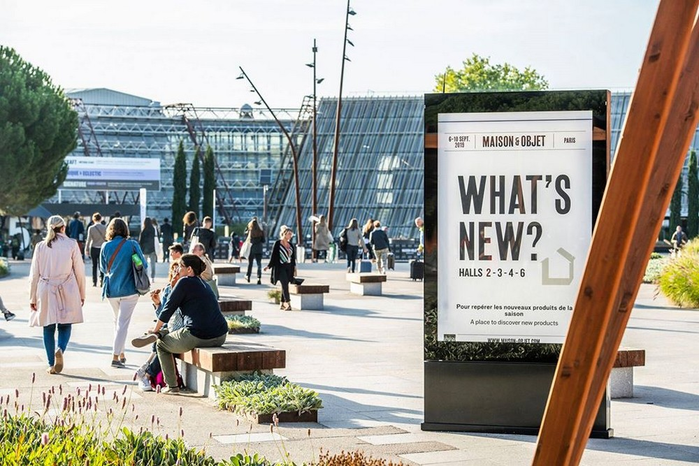 The Best News & Trends Already Spotted at Maison et Objet 2020 6 maison et objet The Best News & Trends Already Spotted at Maison et Objet 2020 The Best News Trends Already Spotted at Maison et Objet 2020 6