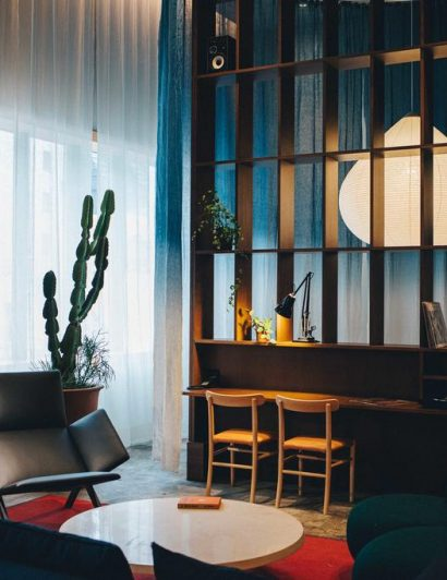 K5 Tokyo: A Japanese Bank Turned Boutique Hotel
