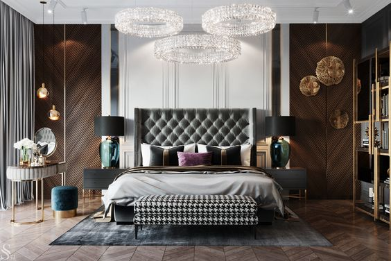 Luxury Bedroom In Five Steps: How To Create A Sophisticated Ambience luxury bedroom Luxury Bedroom In Five Steps: How To Create A Sophisticated Ambience 4209900e94ab6a7e4fcf28d74df7b690