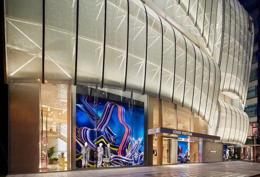 Check Out Louis Vuitton's Brand-New Osaka Midosuji Boutique Store 1 louis vuitton Check Out Louis Vuitton's Brand-New Osaka Midosuji Boutique Store Check Out Louis Vuittons Brand New Osaka Midosuji Boutique Store 1