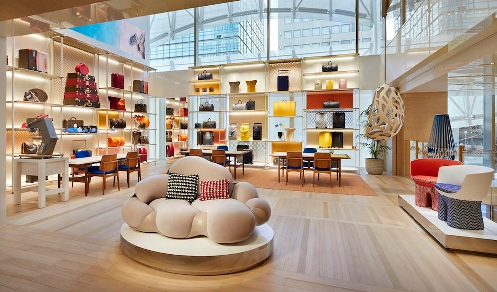 louis vuitton Check Out Louis Vuitton's Brand-New Osaka Midosuji Boutique Store Check Out Louis Vuittons Brand New Osaka Midosuji Boutique Store 4