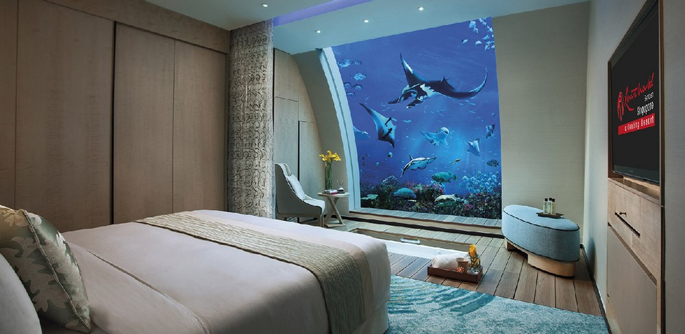 underwater hotels Consider Staying In One of the World's Best Underwater Hotels Consider Staying In One of the Worlds Best Underwater Hotels 5