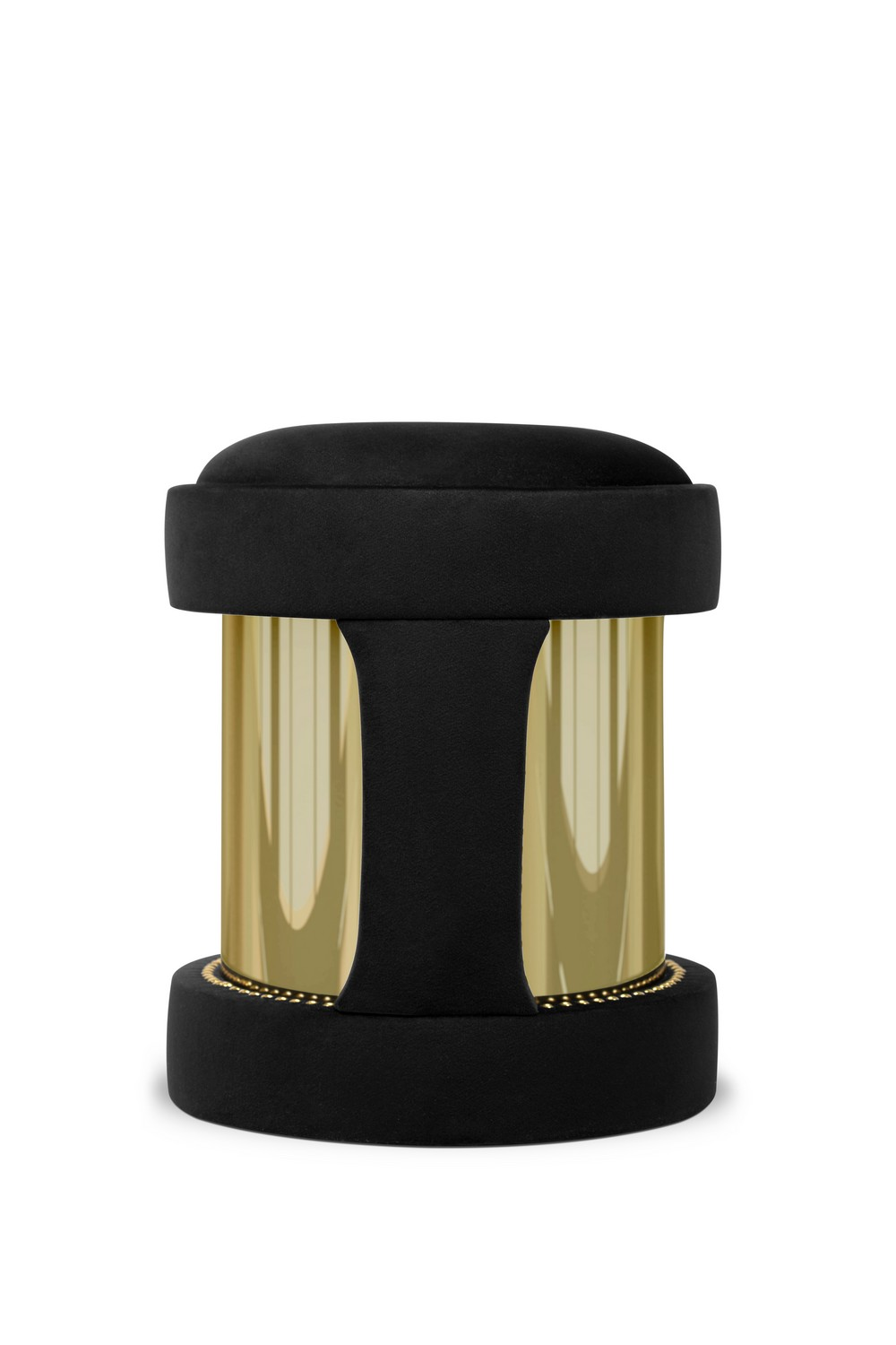 home decoration Home Decoration: Black & Gold Trend Lives on with these Modern Stools Home Decoration Black Gold Trend Lives on with these Modern Stools 3