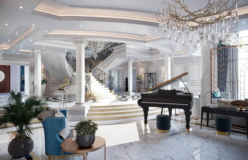 interior design projects Interior Design Projects: Neoclassical Palace in Riyadh by Comelite Architecture Interior Design Projects Neoclassical Palace in Riyadh by Comelite Architecture 2 3