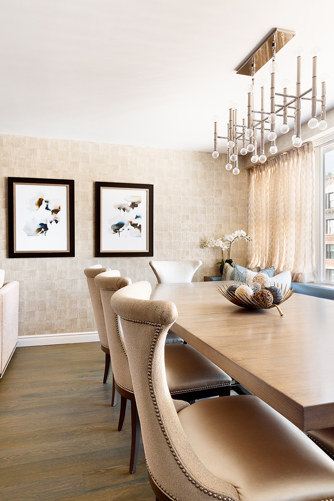 Interior Design Projects Upper East Side Flat by Ovadia Design Group (7) interior design projects Interior Design Projects: Upper East Side Flat by Ovadia Design Group Interior Design Projects Upper East Side Flat by Ovadia Design Group 7