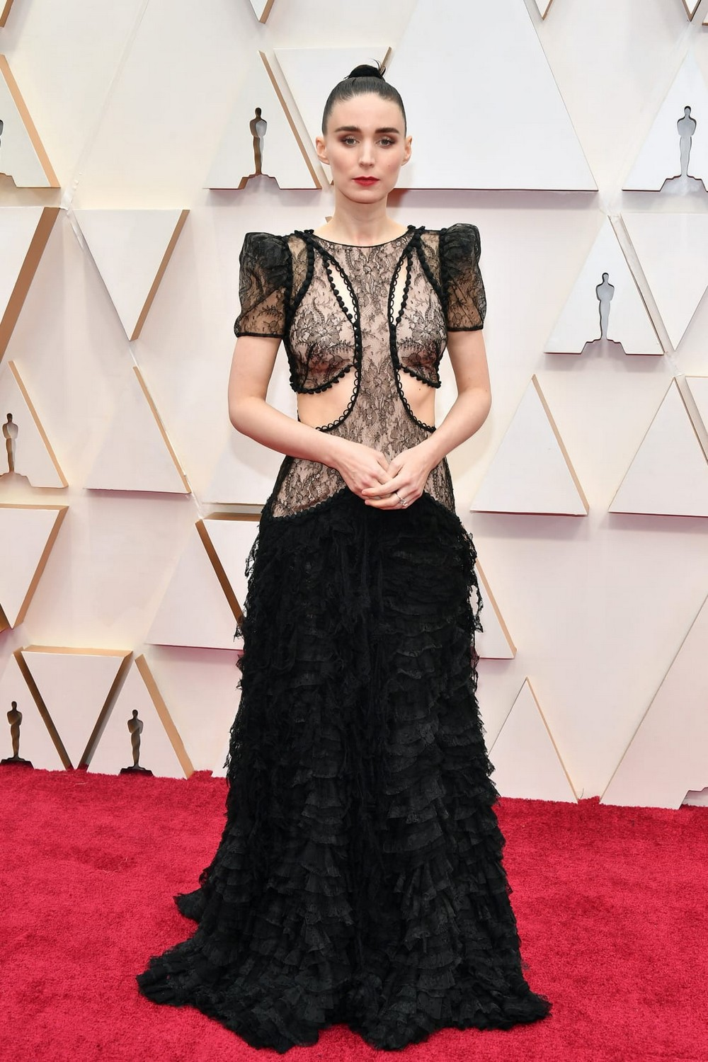 Oscars 2020 Sleeves were Certainly in Fashion at the Red Carpet 2 oscars 2020 Oscars 2020: Statement Sleeves in Fashion on the Red Carpet Oscars 2020 Sleeves were Certainly in Fashion at the Red Carpet 2