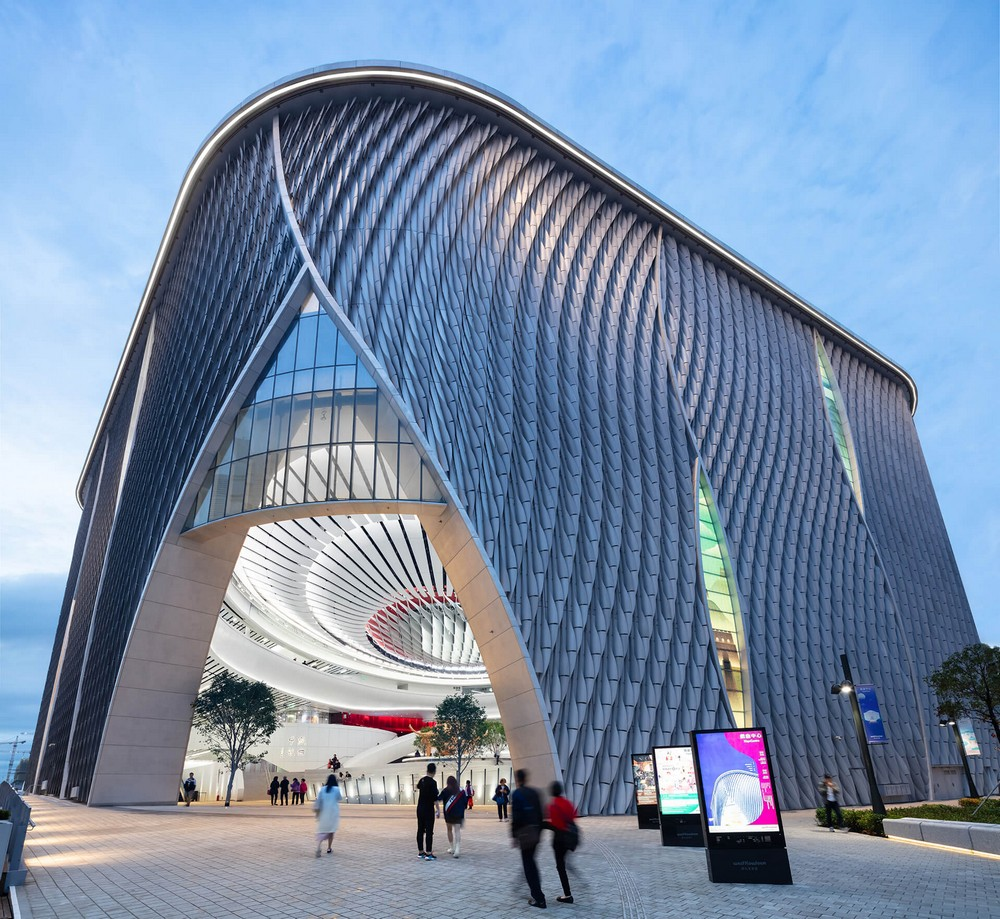 Top 10 Recently Completed Architecture and Design Projects in China 5 architecture and design Top 10 Recently Completed Architecture and Design Projects in China Top 10 Recently Completed Architecture and Design Projects in China 5