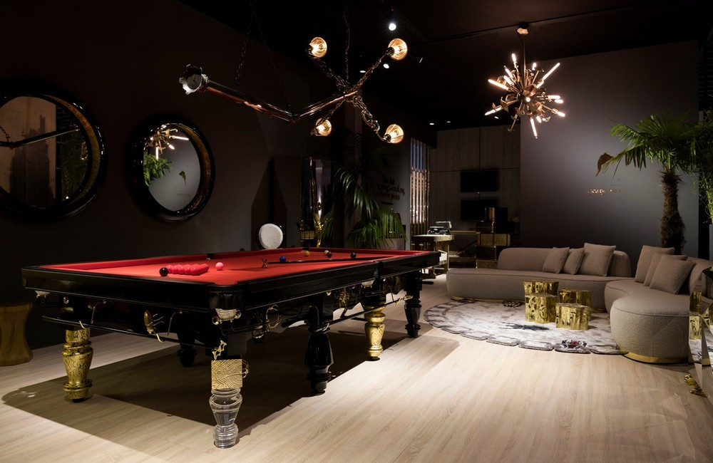lighting ideas You Are Bound for Glory with these Billiard Room Lighting Ideas You Are Bound for Glory with these Billiard Room Lighting Ideas 9