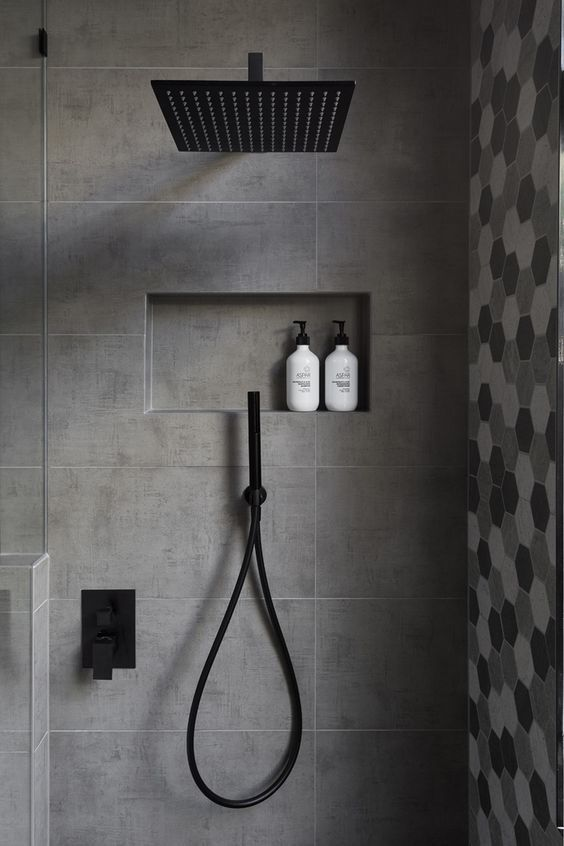 Black Bathroom Ideas For A Stylish Remodel bathroom trend Bathroom Trends: Black Finishes e0d0e46f7bb9457a10d004f447ed3cd7 bathroom trend Bathroom Trends: Black Finishes e0d0e46f7bb9457a10d004f447ed3cd7