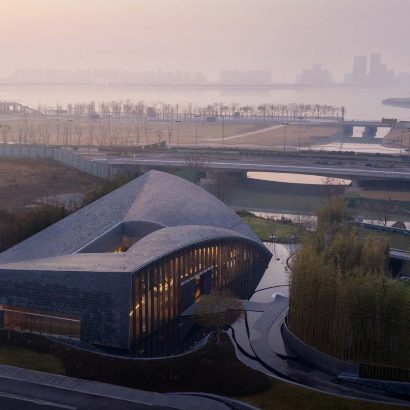 architecture and design Top 10 Recently Completed Architecture and Design Projects in China featured 410x410