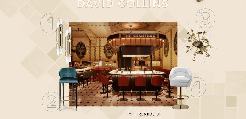 Harrod's Dining Hall: Inspiration from David Collins david collins Harrod's Dining Hall: Inspiration from David Collins DAVID COLLINS 850x410