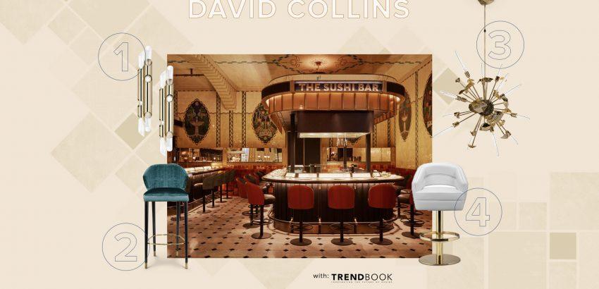 Harrod's Dining Hall: Inspiration from David Collins david collins Harrod's Dining Hall: Inspiration from David Collins DAVID COLLINS 850x410