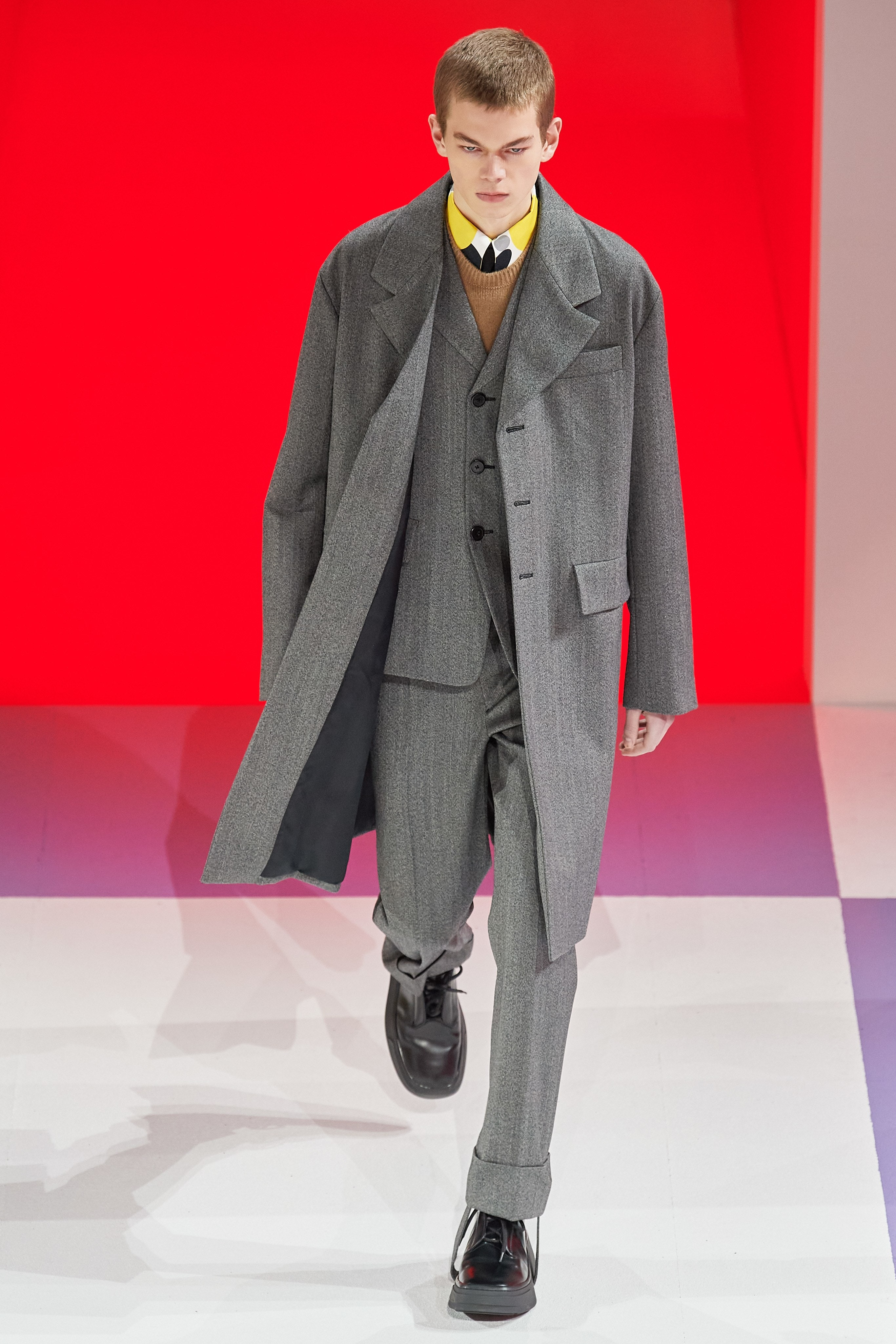 A Look at the Prada Fall 2020 Menswear Collection prada fall 2020 A Look at the Prada Fall 2020 Menswear Collection FIO1719