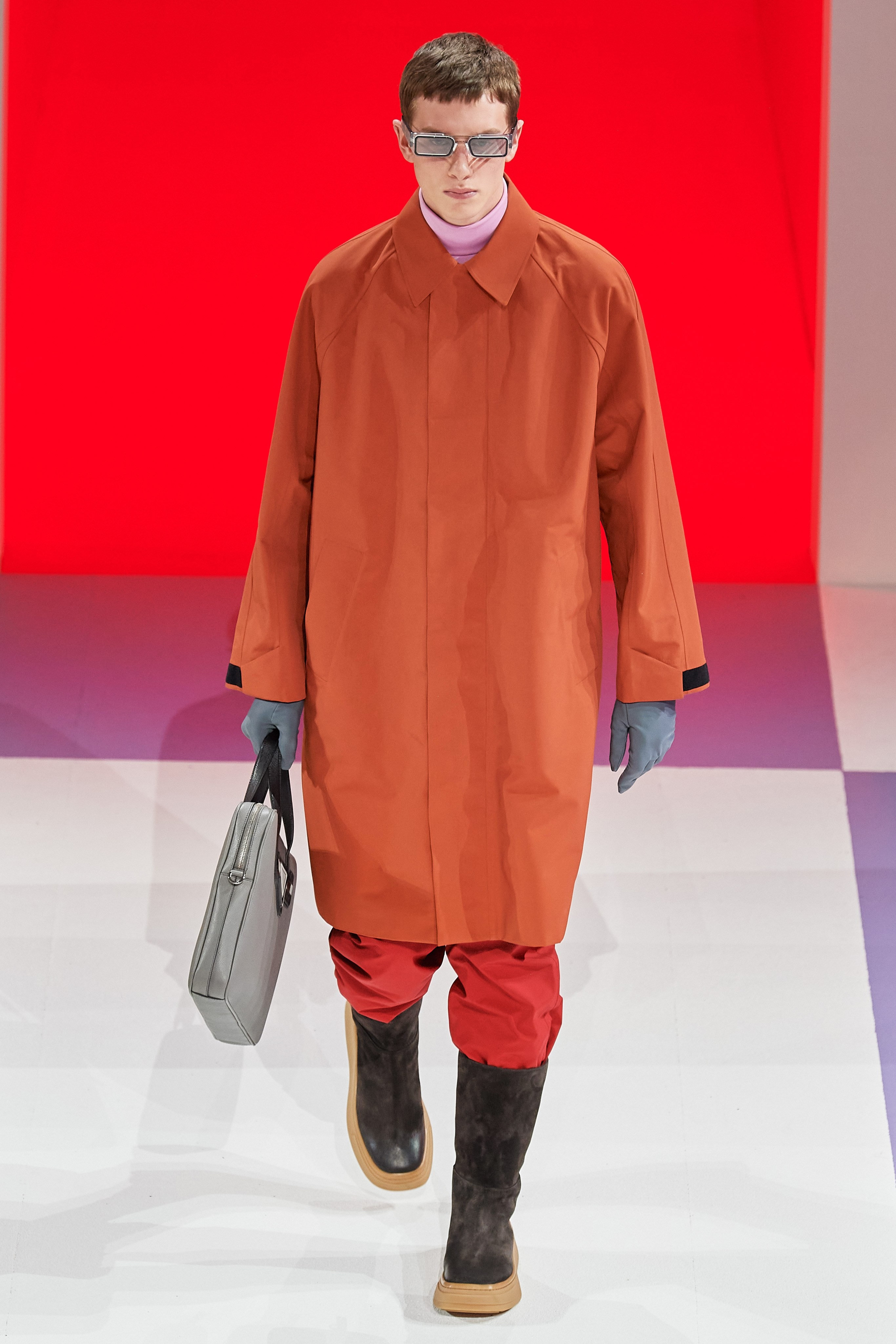 A Look at the Prada Fall 2020 Menswear Collection prada fall 2020 A Look at the Prada Fall 2020 Menswear Collection FIO2083