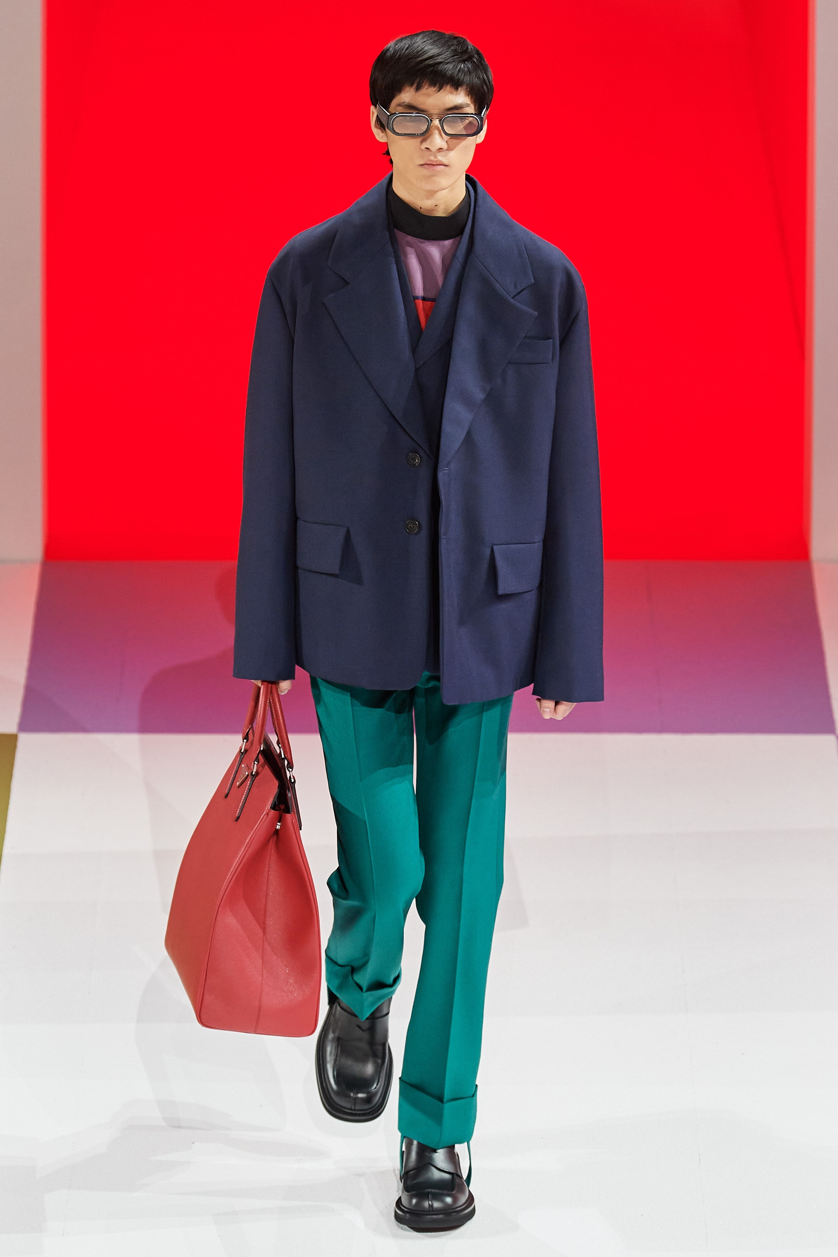 A Look at the Prada Fall 2020 Menswear Collection prada fall 2020 A Look at the Prada Fall 2020 Menswear Collection FIO2163