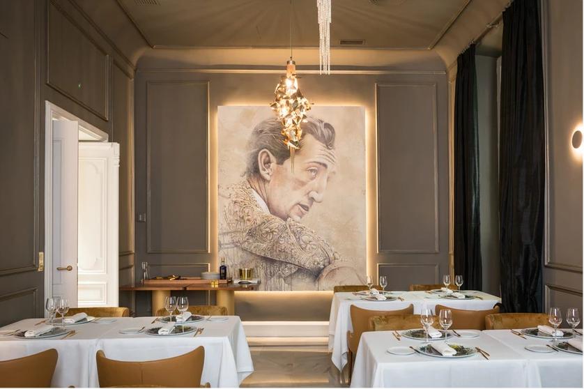 La Casa de Manolet Bistró: a Palace Restaurant in Spain la casa de manolet La Casa de Manolet Bistró: a Palace Restaurant in Spain La Casa de Manolete Bistr  04