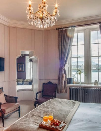 5 Royal Palaces Turned Luxury Hotels To Visit luxury hotels 5 Royal Palaces Turned Luxury Hotels chateau rhianfa anglesey wales p 410x532