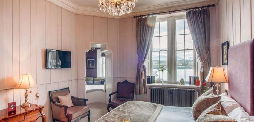 5 Royal Palaces Turned Luxury Hotels To Visit luxury hotels 5 Royal Palaces Turned Luxury Hotels chateau rhianfa anglesey wales p 850x410