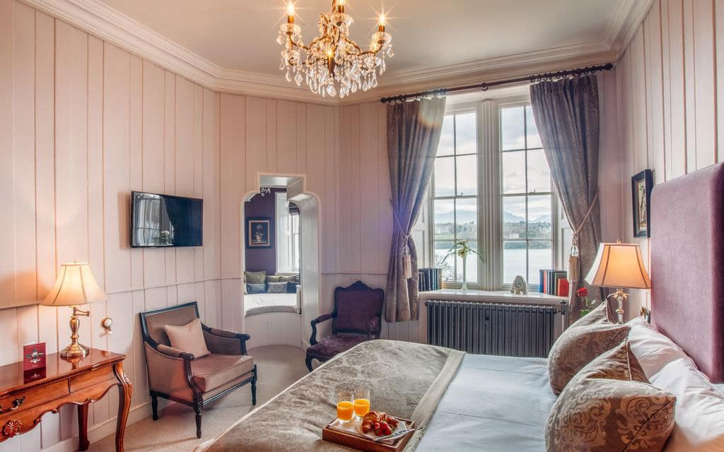 5 Royal Palaces Turned Luxury Hotels trendy travel destinations Top Trendy Travel Destinations for 2019 chateau rhianfa anglesey wales p trendy travel destinations Top Trendy Travel Destinations for 2019 chateau rhianfa anglesey wales p