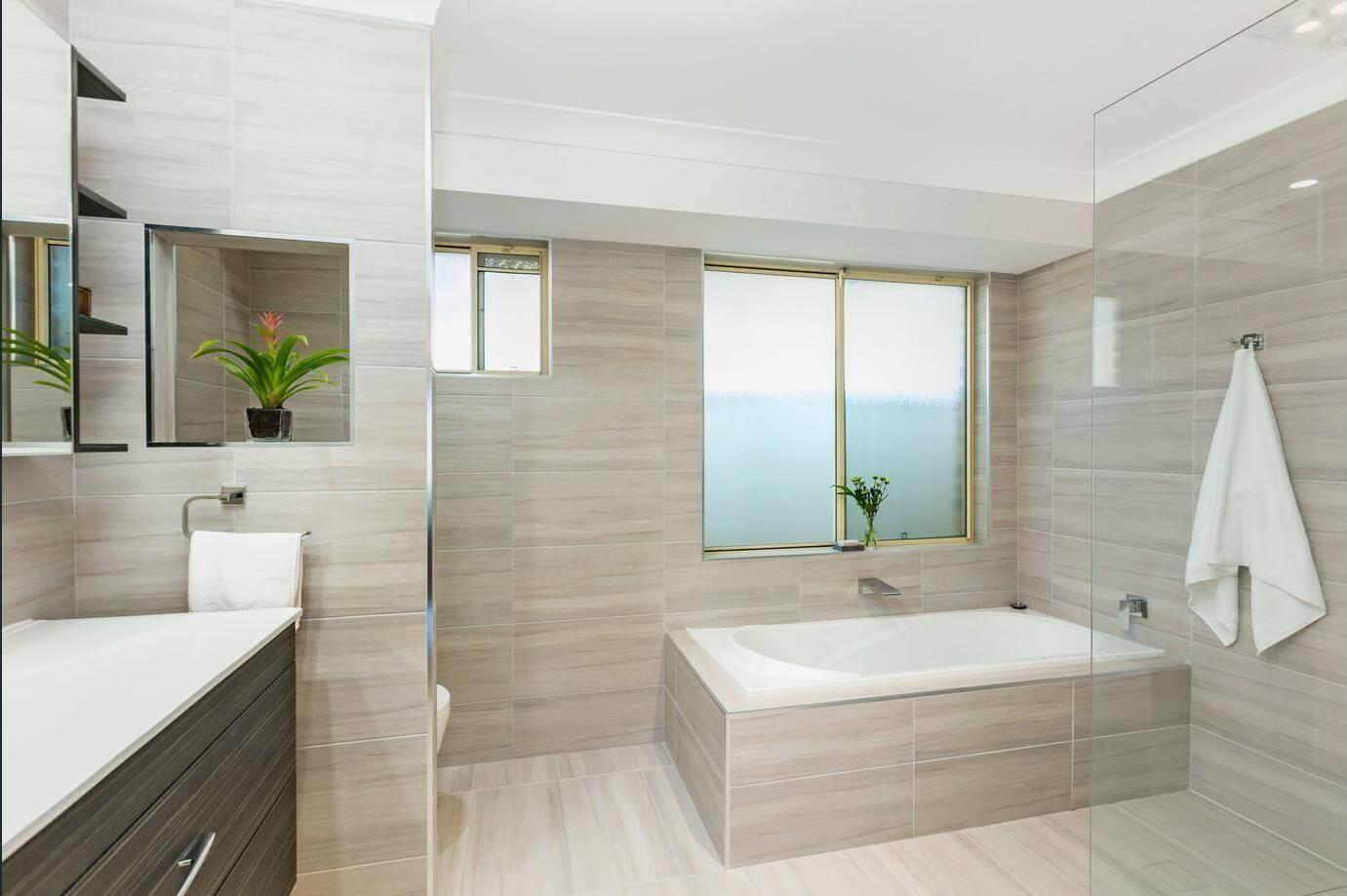 Luxury Bathroom Trends Neutral Palette