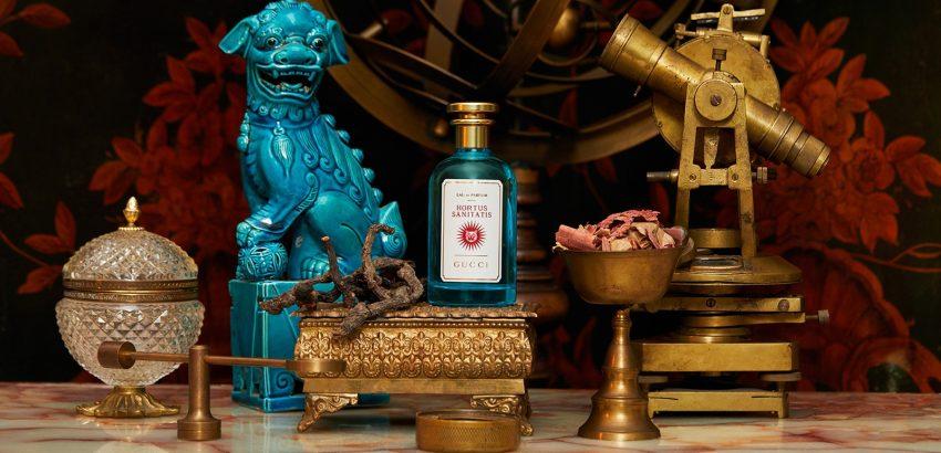 Hortus Sanatis: Meet Gucci's Exclusive Fragrance hortus sanatis Hortus Sanatis: Meet Gucci's Exclusive Fragrance o
