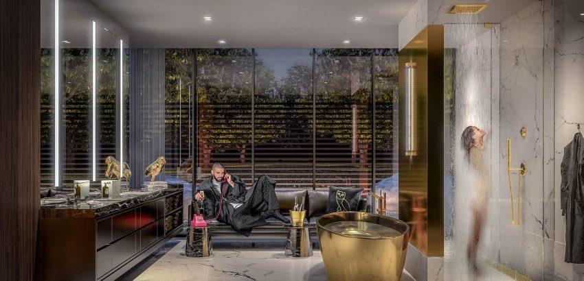 Inside Drake S Luxurious Toronto Home
