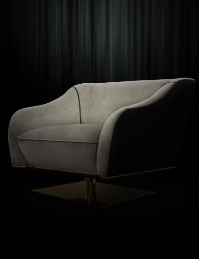 luxury design Luxury Design: The Stunning Saboteur Single Sofa Luxury Design The Stunning Saboteur Armchair 3 410x532