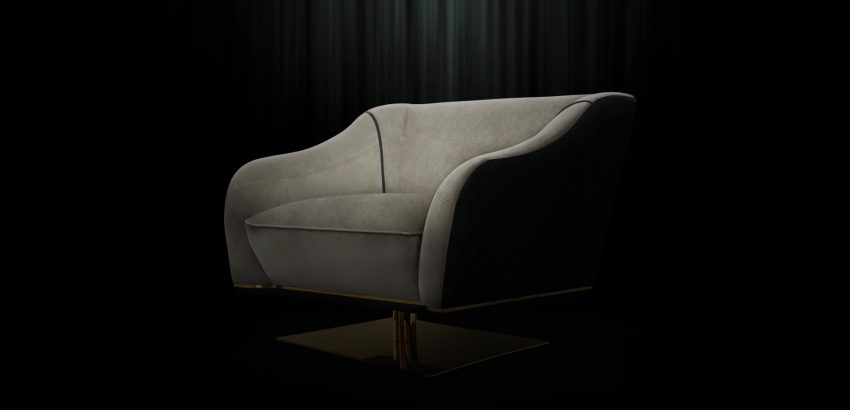 luxury design Luxury Design: The Stunning Saboteur Single Sofa Luxury Design The Stunning Saboteur Armchair 3 850x410