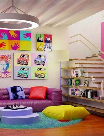 Interior Design Trends: 80's Style interior design trends Interior Design Trends: 80's Style eaffc233a2ac91c3adb839700c3e9328 410x532