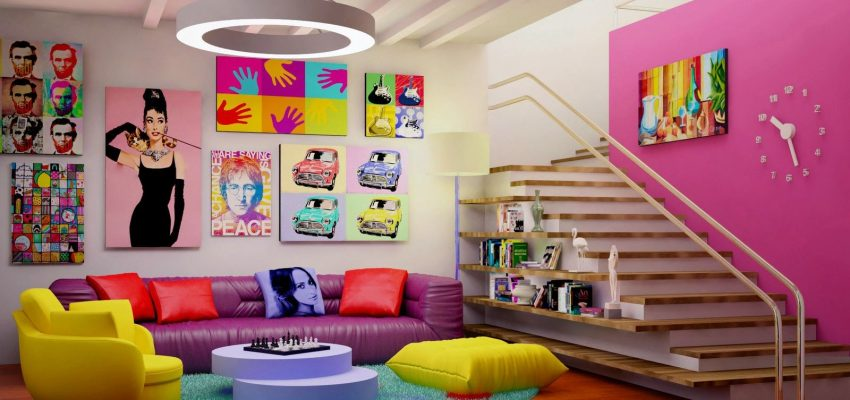 Interior Design Trends: 80's Style interior design trends Interior Design Trends: 80's Style eaffc233a2ac91c3adb839700c3e9328 850x400