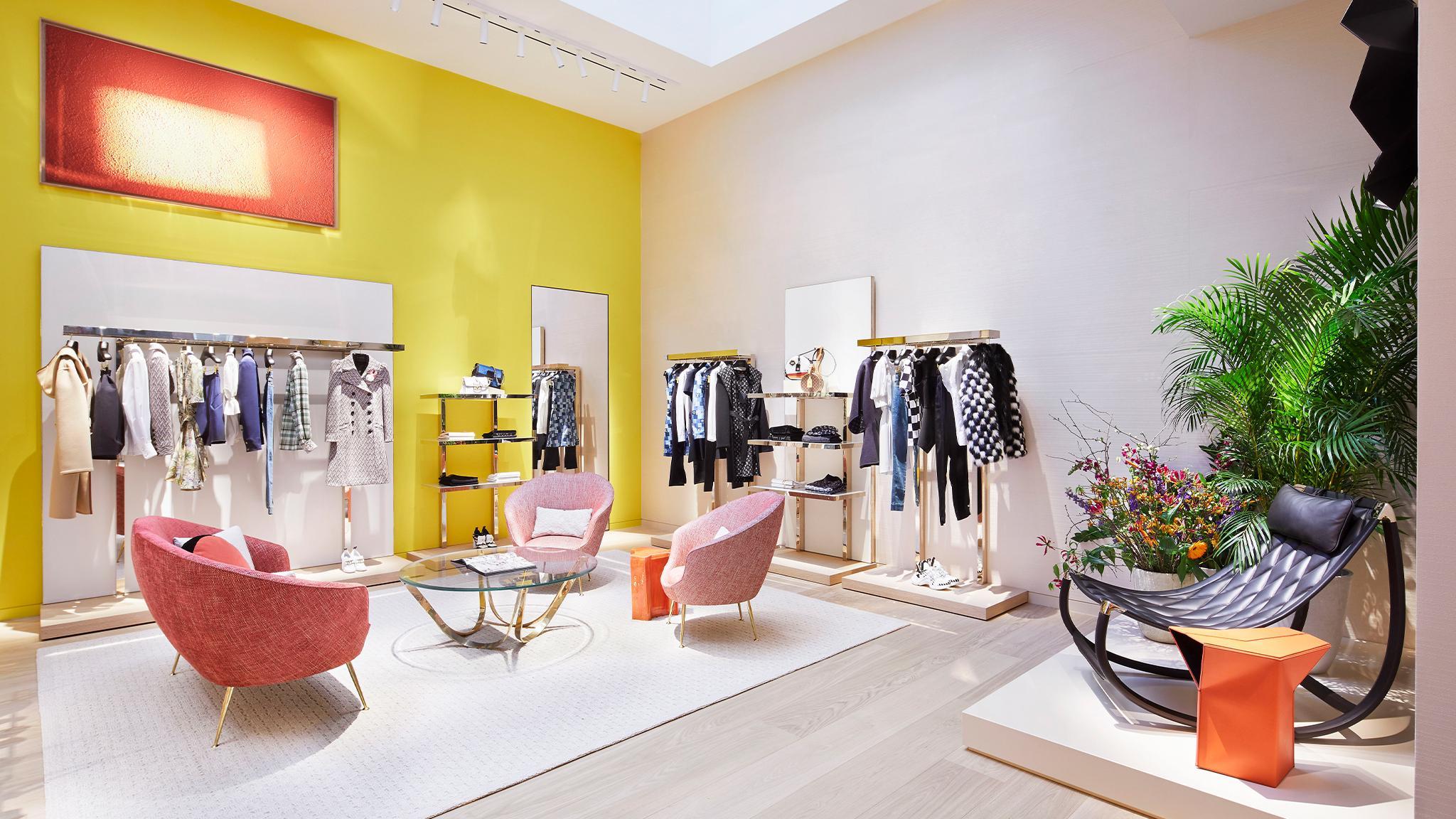 Louis Vuitton's Stunning Store Front by UNStudio