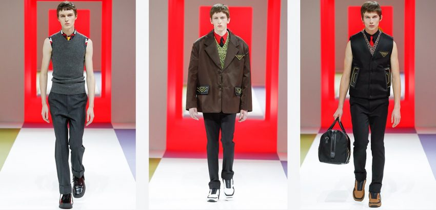 A Look at the Prada Fall 2020 Menswear Collection prada fall 2020 A Look at the Prada Fall 2020 Menswear Collection prada e jpg 850x410