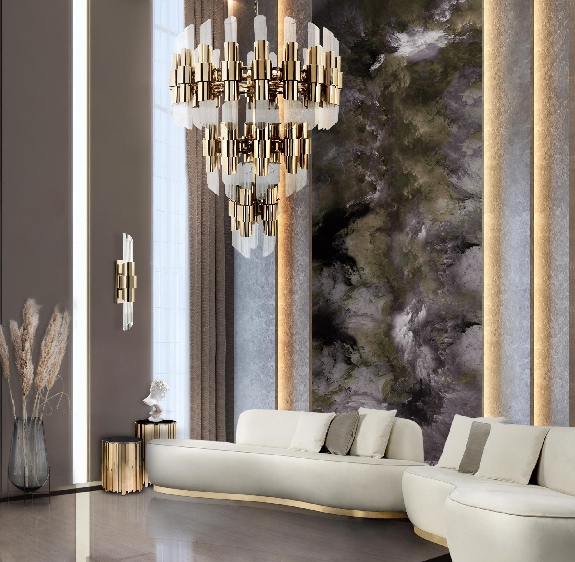 Living Room Trends: Modern Classic living room trends Living Room Trends: Modern Classic tycho chandelier 03
