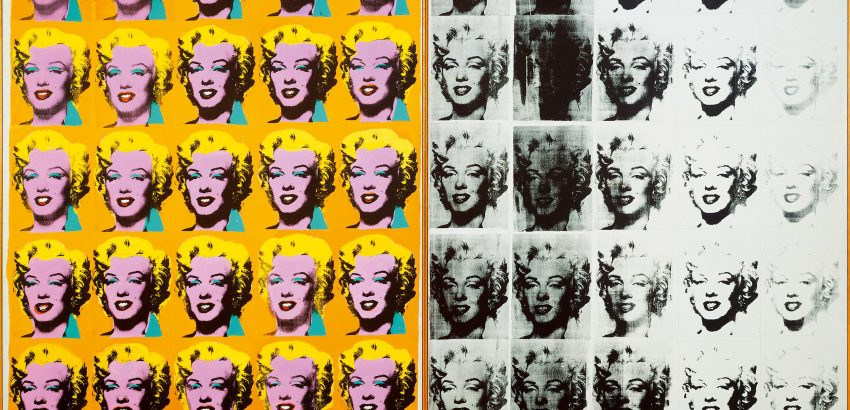 Discover Andy Warhol's Work Through This Virtual Tour andy warhol Discover Andy Warhol's Work Through This Virtual Tour 1 Andy Warhol Marilyn Diptych 850x410