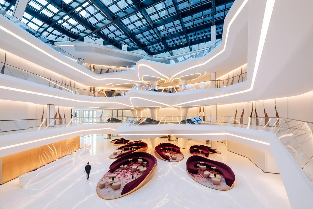 The Opus, Zaha Hadid's Boutique Hotel Project