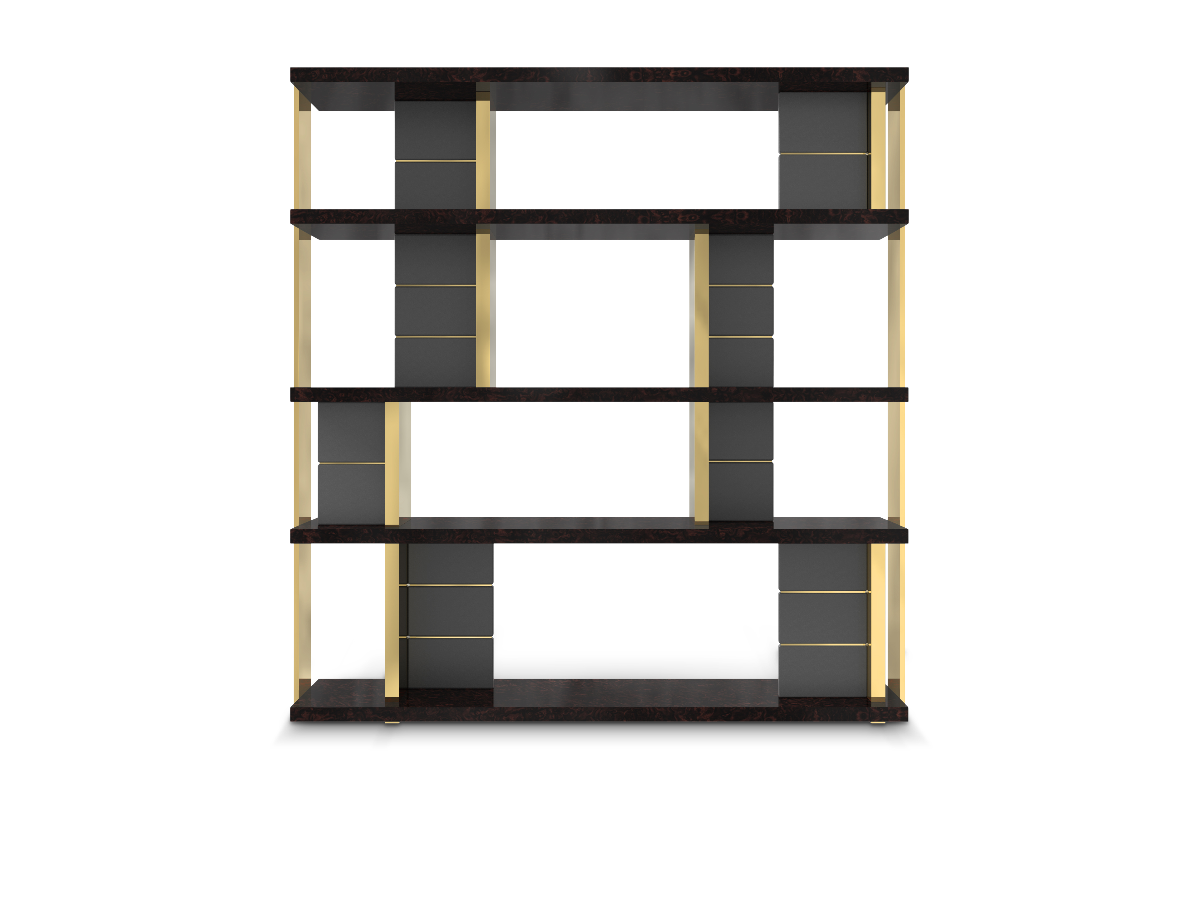 Lloyd Bookcase: Exquisite Luxury Design lloyd bookcase Lloyd Bookcase: Exquisite Luxury Design LLOYD bookcase front