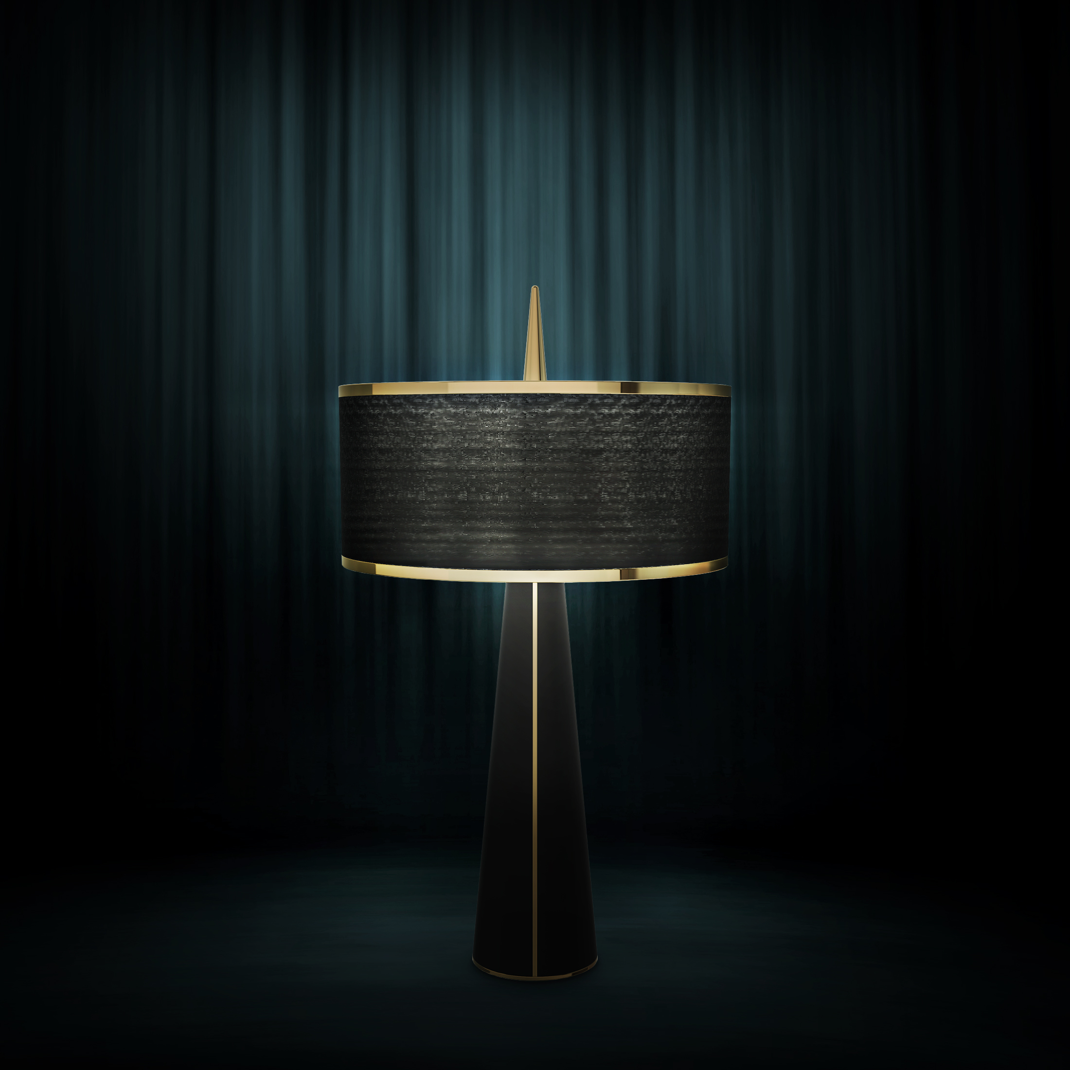 Luxury Furniture: Needle Table Lamp