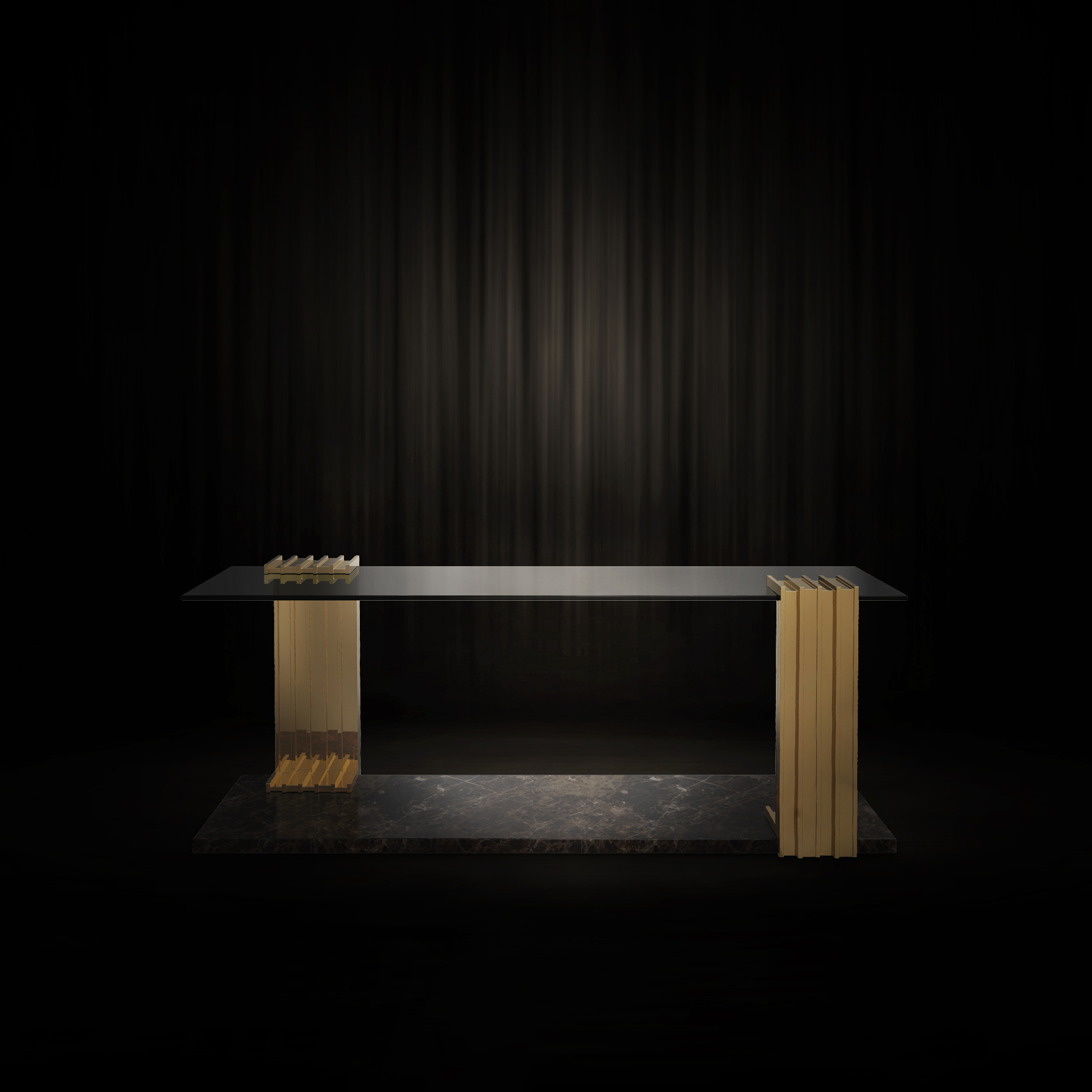 Luxury Furniture: The Compelling Vertigo Long Side Table salone del mobile milano Milan Design Guide: Top Exhibitors at Salone del Mobile Milano vertigo long salone del mobile milano Milan Design Guide: Top Exhibitors at Salone del Mobile Milano vertigo long