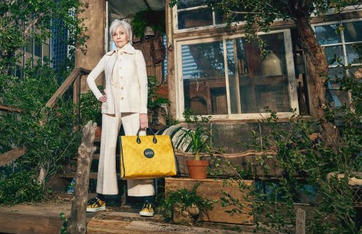 Gucci's Newest Sustainable Genderless Collection gucci Gucci's Newest Sustainable Genderless Collection 1592329466110520 OP20026 HK GUCCI OFF THE GRID CAPSULE CAMPAIGN 01 Eco 0069 519x336