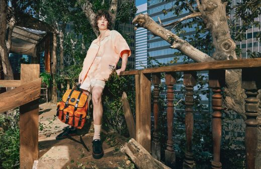 Gucci's Newest Sustainable Genderless Collection gucci Gucci's Newest Sustainable Genderless Collection 1592329763568505 OP20026 HK GUCCI OFF THE GRID CAPSULE CAMPAIGN 05 Eco 0065 519x336