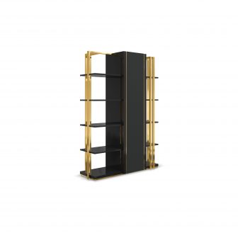 Luxury Design: A Sophisticated Bookcase luxury design Luxury Design: A Sophisticated Bookcase APOTHEOSIS